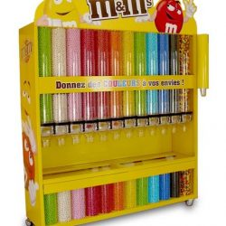 M&M display (2)