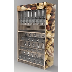 Food Dispense Displays Holz