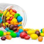 48584333 - jellybean.